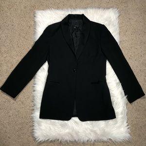 Zara Women | Black Fitted Blazer with Pockets